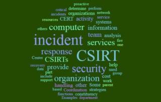 cyber security csirt response incident malware randsomeware hack breach data loss prevention strake 9yahds