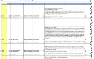 excel incident response manual tools solution process procedure test plan hack cyber